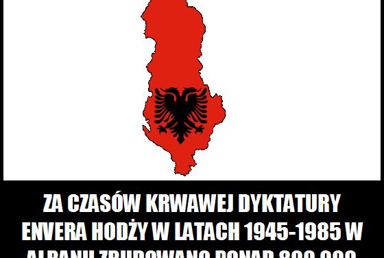 Ile bunkrów wybudowano w Albanii?