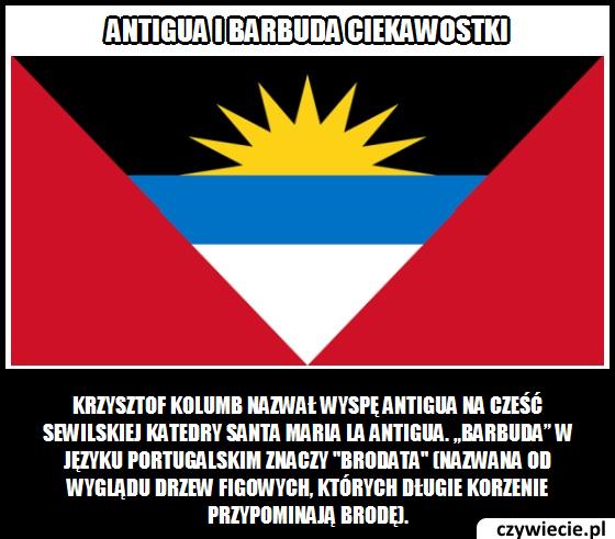 Antigua i Barbuda ciekawostka 4