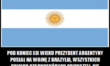 Wojna Argentyny z Brazylią pod koniec XIX wieku