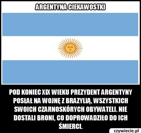Argentyna ciekawostka 7
