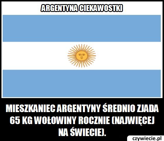 Argentyna ciekawostka 8