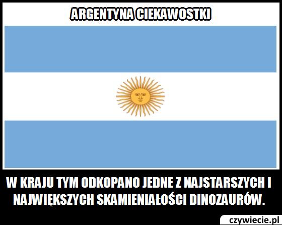 Argentyna ciekawostka 4