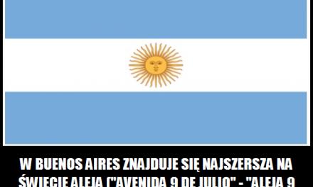 Argentyna ciekawostka 6