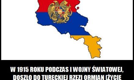 Kiedy doszło do tureckiej rzezi Ormian?