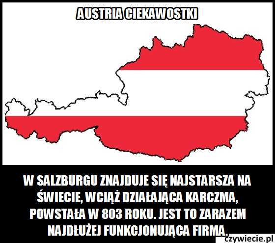 Austria ciekawostka 7