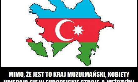 Jak ubierają się azerbejdżańskie kobiety?