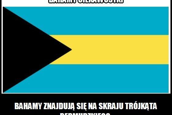 Jaki kraj znajduje się na skraju Trójkąta Bermudzkiego?