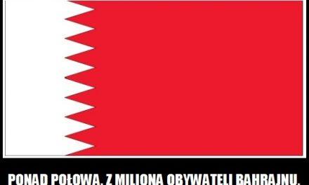 Ile cudzoziemców zamieszkuje Bahrajn?