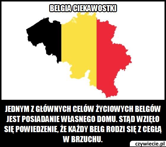 Belgia ciekawostka 6