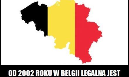 W Belgii legalna jest eutanazja?