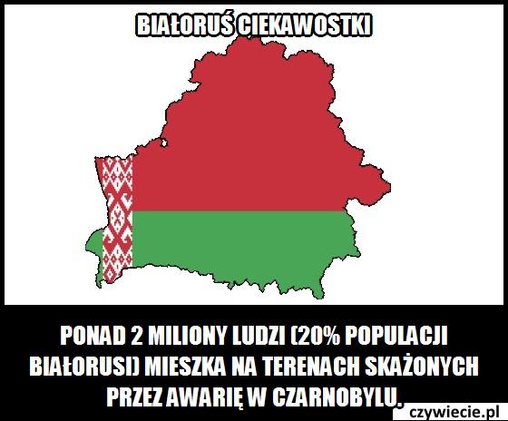 Białoruś ciekawostka 6