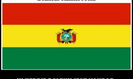 Jakie zwierzę jest w herbie Boliwii?