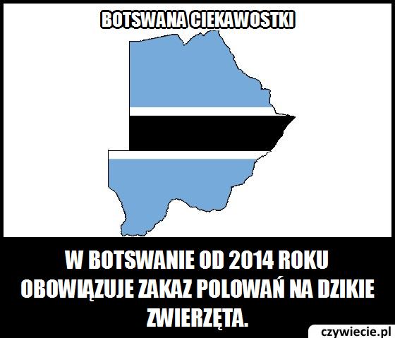 Botswana ciekawostka 3