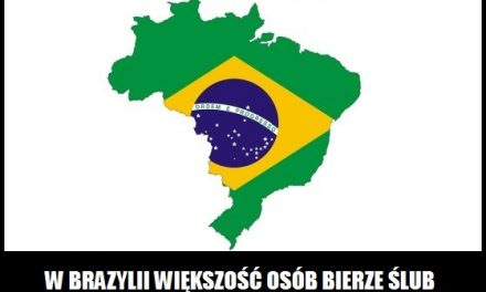 W jakim wieku większość Brazylijczyków bierze ślub?