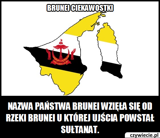 Brunei ciekawostka 2