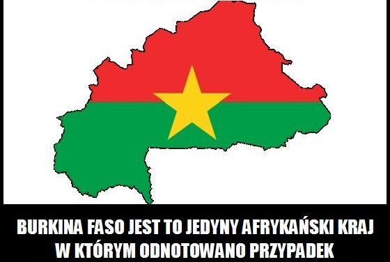 Burkina Faso ciekawostka 1