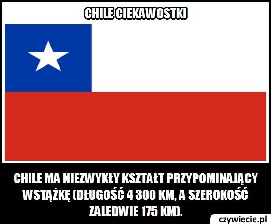 Chile ciekawostka 1