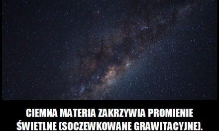 W jaki sposób można obserwować przez teleskop odległe galaktyki?