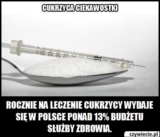 Cukrzyca ciekawostka 1