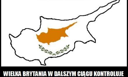 Jaki procent Cypru należy do Wielkiej Brytanii?