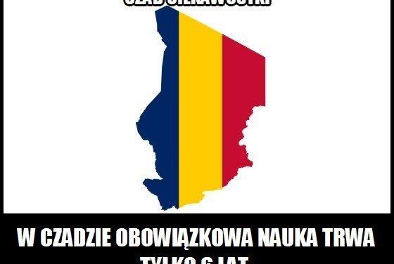 Ile w Czadzie trwa obowiązkowa nauka?