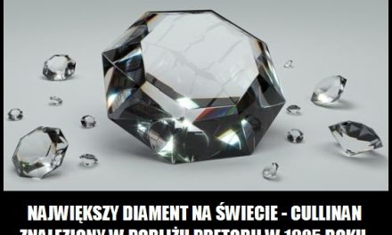 Ile ważył największy diament na świecie?