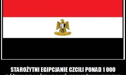 Egipt ciekawostka 1