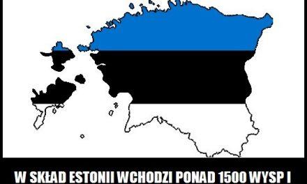 Ile wysp jest na terytorium Estonii?