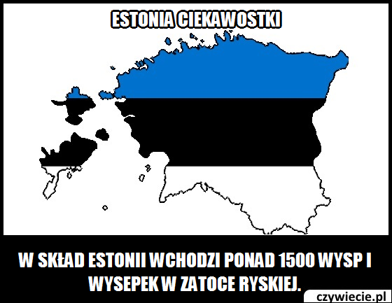 Estonia ciekawostka 1