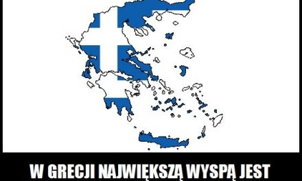Jaka jest największa wyspa Grecji?
