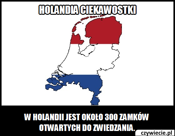 Holandia ciekawostka 1