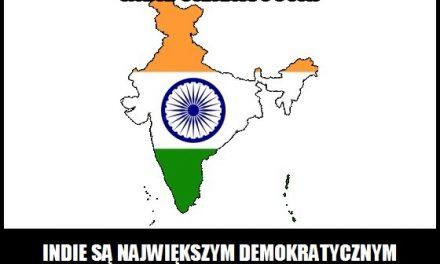 Jak nazywa się największe demokratyczne państwo?