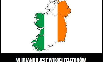 W jakim kraju jest więcej telefonów komórkowych od mieszkańców?