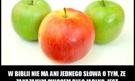 Jabłka ciekawostka 6