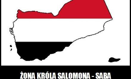 Skąd pochodził żona króla Salomona?