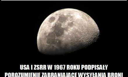 Jakie porozumienie podpisały w 1967 roku USA i ZSRR?