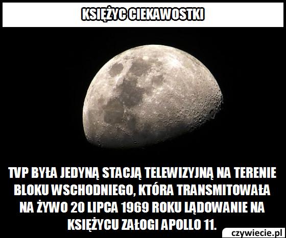 Księżyc ciekawostka 12