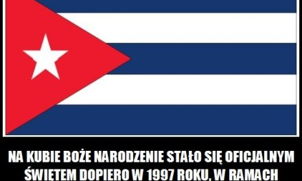 W którym roku na Kubie Boże Narodzenie stało się oficjalnym świętem?