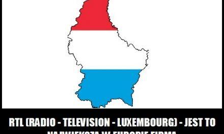 Jaka jest największa w Europie firma telewizyjno-radiowa?