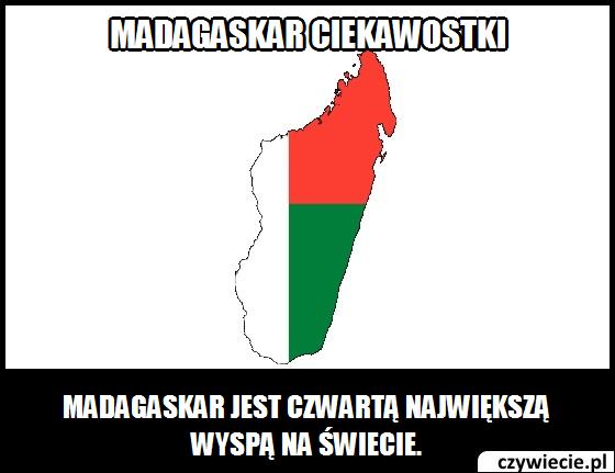 Madagaskar ciekawostka 1