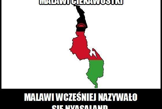 Jak nazywało się państwo Malawi?