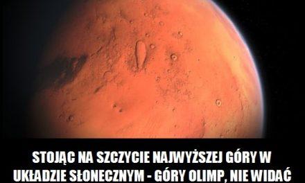 Mars ciekawostka 8