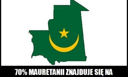 Mauretania ciekawostka 1