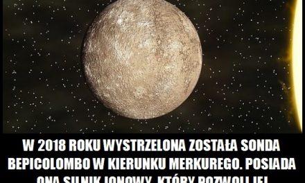 Czy możliwe jest wysłanie sondy na Merkurego?