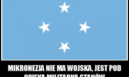 Jaką armię ma Mikronezja?