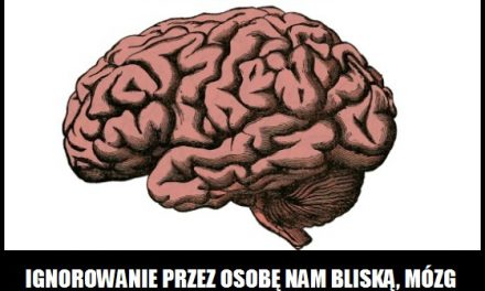 Jak mózg odbiera ignorowanie przez bliską osobę?