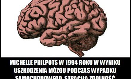 Michelle Philpots stracił zdolność zapamiętywania nowych wspomnień