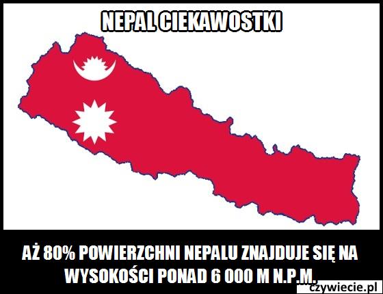 Nepal ciekawostka 1