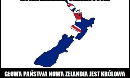 Kim jest głowa państwa Nowa Zelandia?