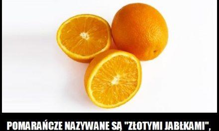 Jak nazywane są pomarańcze?